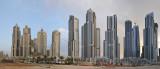 Executive Towers Panorama - Sheikh Zayed Road side