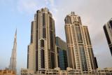 Executive Towers B and D, Burj Khalifa