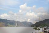 Puente Centenario/Centennial Bridge over the Panama Canal