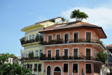 Casco Viejo, also called Casco Antiguo, is Panama City's old town, currently undergoing extensive renovations