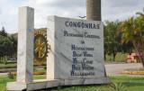 Welcome to Congonhas, Minas Gerais - 90km south of Belo Horizonte