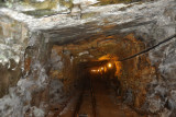 Minas da Passagem is the largest mine in the region with around 30km of tunnels