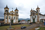The town of Mariana was founded in 1696, the first town in Minas Gerais and served as capital until 1720