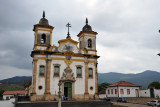 Igreja São Francisco de Assis, 1766, Mariana