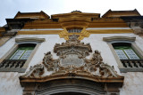 Igreja São Francisco de Assis is done in the Rocco style of the late Baroque