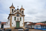 Igreja de Nossa Senhora do Carmo, Praça Minas Gerais, Mariana