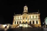 Praça Tiradentes at night, Ouro Preto