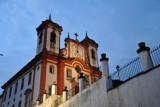 Evening falls over Ouro Preto - Igreja Matriz de Nossa Senhora da Conceição