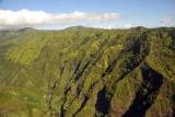 Valley of the Hanapepe River below Jurassic Falls