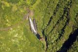 Manawaiopuna Falls - Jurassic Falls