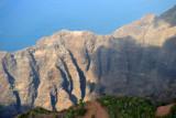 Na Pali Coast - Crossing the Nualolo Cliff Trail