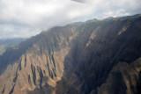 Na Pali Coast - Honopu Valley