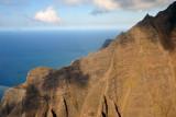 Na Pali Coast - Cliffs of Kalalau Valley
