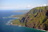 Back in civilization - Haena State Park on the north shore of Kauai