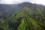 Approaching Mount Waialeale