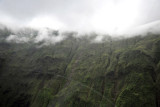 Crater of Mount Wai'ale'ale - Wall of Tears