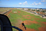 Approach to landing at Lihue