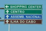Shopping Center - Luanda Sul