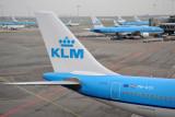 KLM A330 (PH-AOI) at AMS