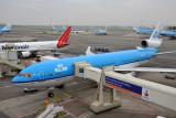 KLM MD11 (PH-KCB) at Amsterdam-Schiphol