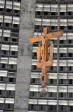 Crucifix, Rio Cathedral