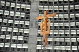 Crucifix - New Cathedral of Rio de Janeiro