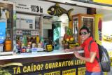 24 hour kiosk - Ipanema Beach