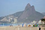 Ipanema Beach - Morro Dois Irmãos