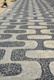 Mosaic sidewalk - Ipanema