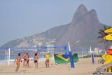 Beach volleyball - Ipanema