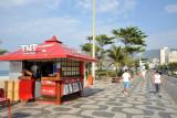 Sidewalk kiosk - Ipanema