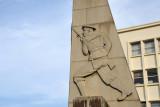 War memorial, Rio de Janeiro-Urca