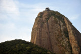 Pão de Açúcar (Sugarloaf Mountain) is accessible by a two-stage cable car
