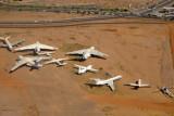 Derelict aircraft at Khartoum (HSSS/KTM)