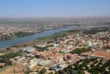 Khartoum and the Blue Nile