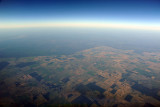 Farmland of Western Australia NNE of Perth (S30 28/E117 48)