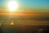 Sunset near Woomera, South Australia