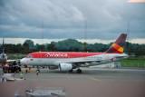 Avianca A319 (N619AV)