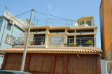House with sunny ocean view terraces, Ilha do Cabo