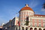 Banco Nacional de Angola on the Luanda Corniche