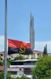Flag of Angola, Rua da Samba
