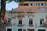 Tropical decay, Downtown Luanda