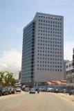 Torres Atlantico, a post-oil office block on the Luanda Corniche