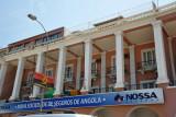 Nossa Seguros - a colonia-era building along the Corniche