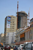 Construction of a new tower, Luanda