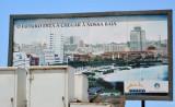 Waterfront redevelopment project, Luanda - O futuro está a chegar à nossa baía