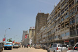 The very 1950's-1960's Luanda in need of a polish