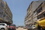 Side street leading off Av. 4 de Fev., Luanda