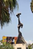 Monument - Woman and Child, Luanda-Miramar