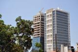 New towers, Rua Rainha Ginga, downtown Luanda